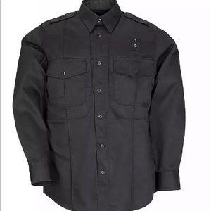 5.11 Tactical Series Uniform Shirt Dark Navy Blue